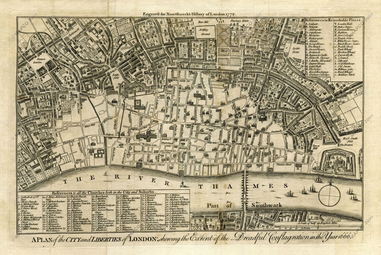 MAPCO Map And Plan Collection Online Of The Great